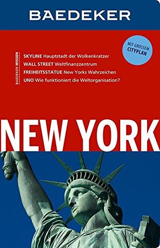 Baedeker Reiseführer New York: mit GROSSEM CITYPLAN