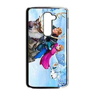 Cute Diney Frozen Olaf Design Best Seller High Quality Phone Case For LG G2