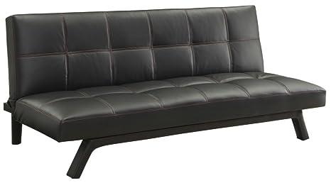 Amazon.com: Coaster Granito Falls Convertible sofá: Kitchen ...