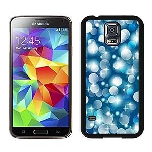 Popular Design Merry Christmas Black Samsung Galaxy S5 Case 3