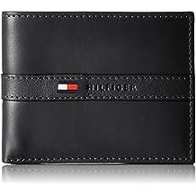 Tommy Hilfiger Men's Ranger Leather Passcase Wallet