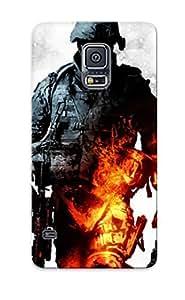 New Arrival Battlefield - Bad Company 2 QDGqLrG1145fSSLk Case Cover/ S5 Galaxy Case