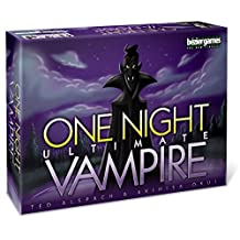 Bezier Games One Night Ultimate Vampire: Social Deduction Game