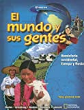 El Mundo y Sus Gentes, Richard G. Boehm and David G. Armstrong, 0078683807