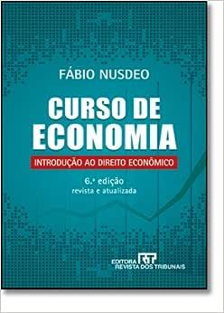 Curso De Economia - Introducao Ao Direito Economico