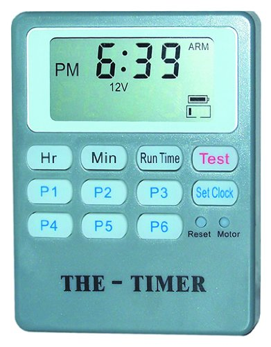 The Timer Digital Deer Feeder Timer (Best Deer Feeder Remote)