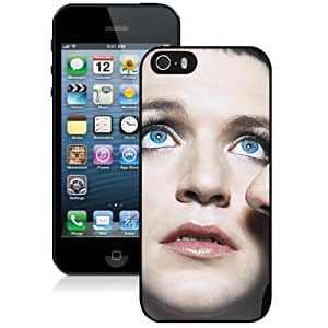 Beautiful Designed Cover Case With Placebo Band Members Faces Look For iPhone 5S Phone Case