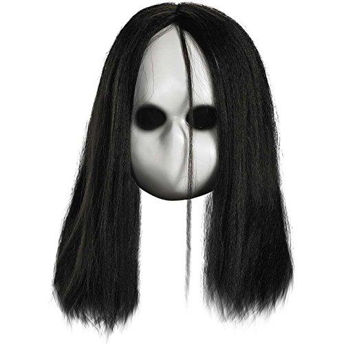Disguise Adult Blank Black Eyes
