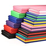 We Sell Mats Gymnastics Tumbling Exercise Folding Martial Arts Mats with Hook & Loop Fasteners review