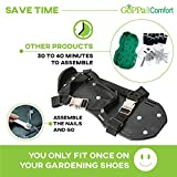 GoPPa Lawn Aerator Shoes – Easiest to USE Lawn