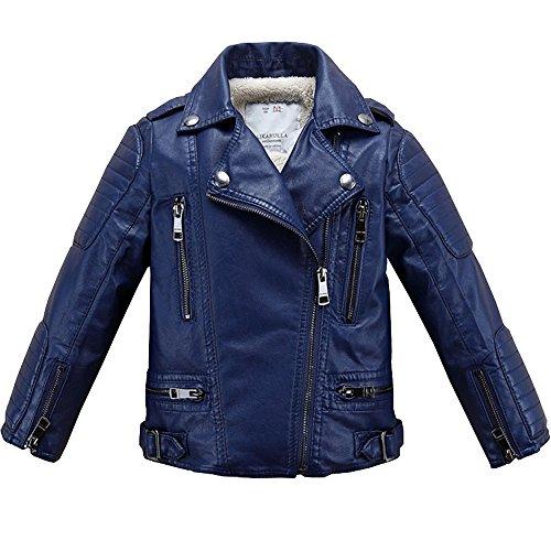 3 4 Leather Jacket - 9