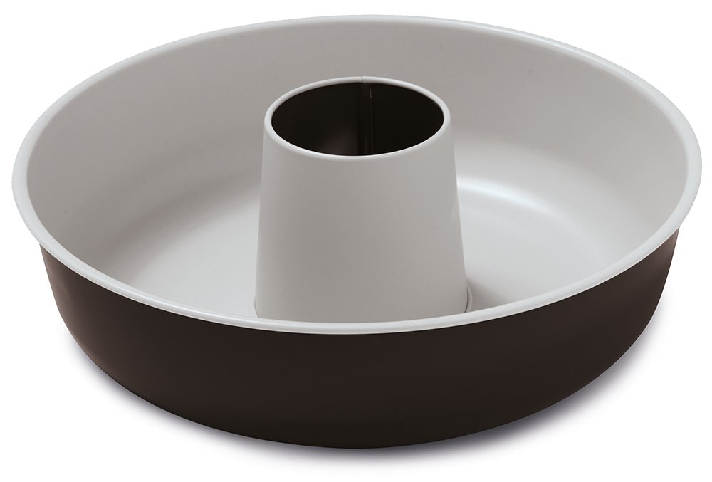 Backform /Ø 24 cm Karbonstahl Frankfurter Cake Kranzform mit Antihaftbeschichtung