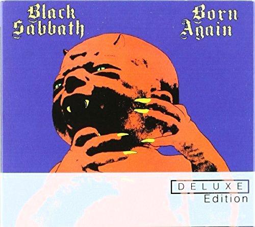 CD : Black Sabbath - Born Again (United Kingdom - Import, 2 Disc)