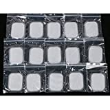 Abs Trainer Replacement Gel Sheet Abdominal Toning Belt Muscle Toner Ab Trainer Accessories 30pcs Gel Sheets For Gel Pad( 2pcs/packs, 15packs/box)