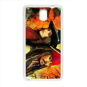 WAGT Pirates of the Caribbean Design Pesonalized Creative Phone Case For Samsung Galaxy Note3