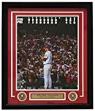 Roy Halladay Framed Philadelphia Phillies NLCS No Hitter 16x20 Photo w/ Medallions