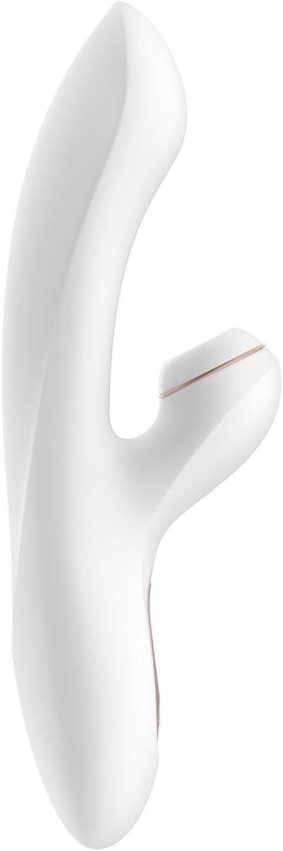 Satisfyer Estimulador de Clítoris Pro G-Sport Rabbit - 1 Unidad ...
