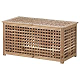 IKEA ASIA HOL Storage Table, Acacia