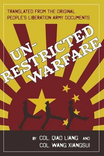 Read Online Unrestricted Warfare: China's Master Plan to Destroy America pdf