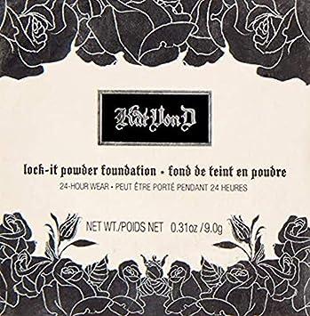 Kat Von D Lock-it Powder Foundation 0.31oz Deep 71