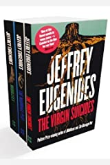 Jeffrey Eugenides Collection (Three book set: The Marriage Plot, Middlesex and The Virgin Suicides) by Eugenides, Jeffrey (2013) Paperback Paperback
