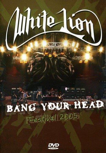 DVD : White Lion - Live At The Bang Your Head Festival 2005 (NTSC Region 0)