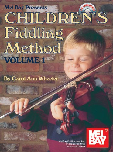 Read Online Children's Fiddling Method, Vol. 1 pdf epub