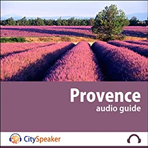 Provence (Audio Guide CitySpeaker) | Livre audio