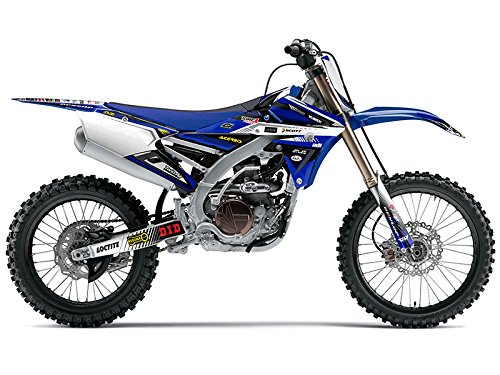 ANALOG Complete Kit Team Racing Graphics kit compatible with Yamaha All Years PW 50
