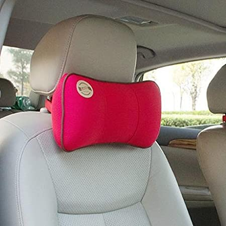 Beige SUV Kann Zervikale Ovale Kopflehne F/ür Selbstb/üro Stuhl St/ützt Auflage Ged/ächtnis Schaum Auto Sitz Ansatz Kissen Mit Justierbarem B/ügel