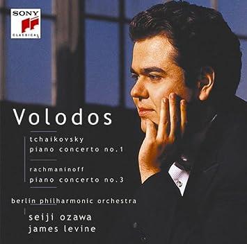 チャイコフスキー:ピアノ協奏曲第1番、ラフマニノフ:ピアノ協奏曲第3番