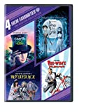 4 Film Favorites: Tim Burton Collection (4FF) (DVD)