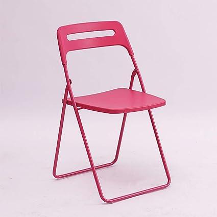 Wen hui Muebles Plegables de plástico para sillas - Asientos ...