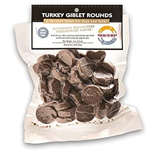 Fresh Is Best Freeze Dried Turkey, Dog & Cat Treats 32