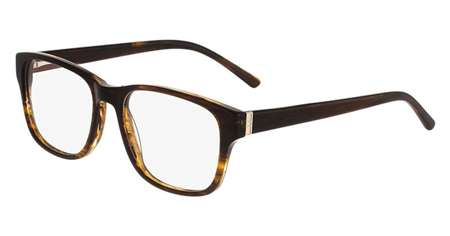 Eyeglasses Genesis G4028 G 4028 Brown Horn