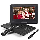Best Dvd Player For Kids - Whew 13.9'' Portable DVD Player for Kids Car Review
