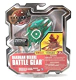 Bakugan Deluxe Battle Gear Vehicle Jakalier (Green)