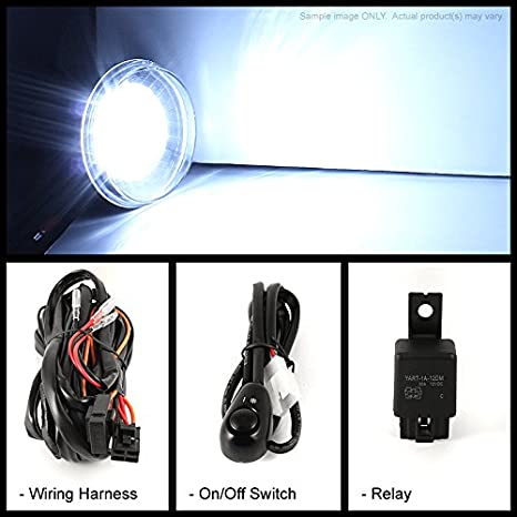 picture of a 2001 dodge truck wiring harness 1994 2001 dodge ram 1500 2500 3500 led fog lights w switch harness  1994 2001 dodge ram 1500 2500 3500 led
