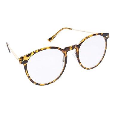 c9589d1806 B Baosity Montures de lunettes Cadre Lunette Optique Métallique - 01, comme  décrit