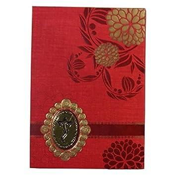 Nsc Floral Design Wedding Invitation Card For Hindu Marriage