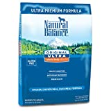 Natural Balance Dry Dog Food, Ultra Premium Formula, 30-Pound Bag