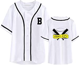 Camiseta de BTS KPOP