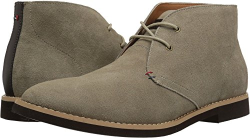 Tommy Hilfiger Men's Sten Tan Suede 11 D US