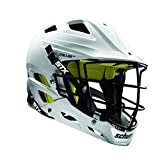 STX Lacrosse STX Stallion 100 Youth Lacrosse Helmet Medium/Large White, Youth Medium/Large