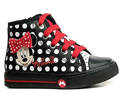 Mini Mouse Girls SHOES  official KIDS sizes 7-13 New
