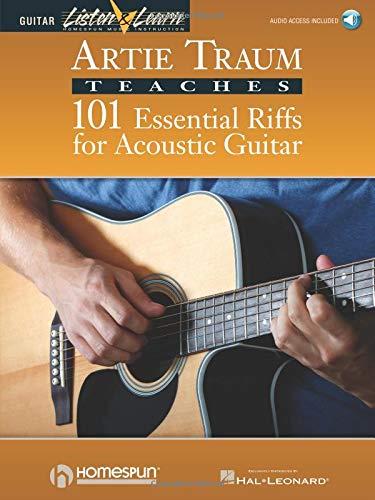101 Essential Riffs for Acoustic Guitar (Listen & Learn)
