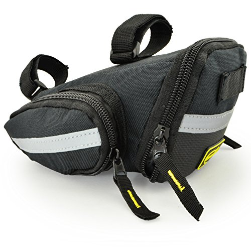 Aero Seatpost Saddle Bag - 4