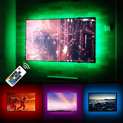 TV LED Backlights USB Bias Lighting For 60
