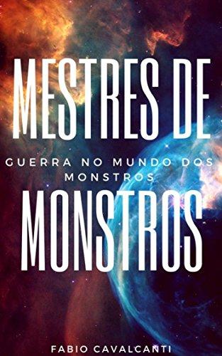Mestres de monstros: Guerra no mundo dos monstros