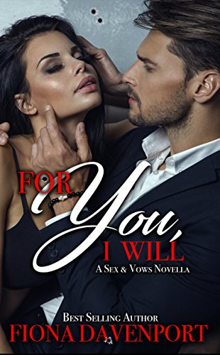 For You, I Will by Fiona Davenport
